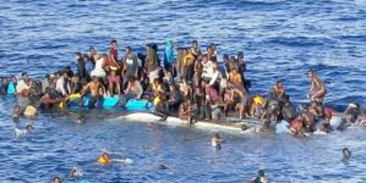 Mbour: Une pirogue chavire, 100 passagers portés disparus